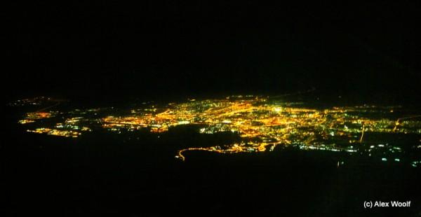Доха ночью
