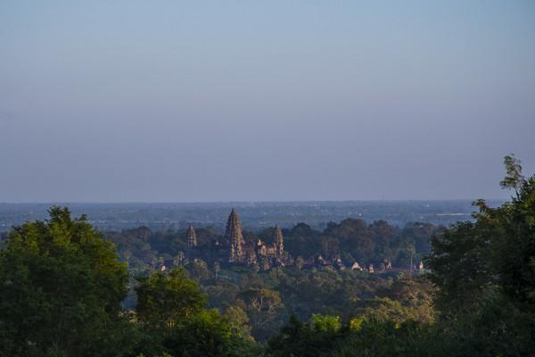 И снова Ангкор