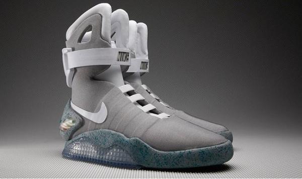 Nike выпускает кроссовки из фильма «Назад в будущее»!