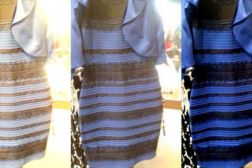 """""""Загадка синего… белого платья"""" или чушь собачья?"""