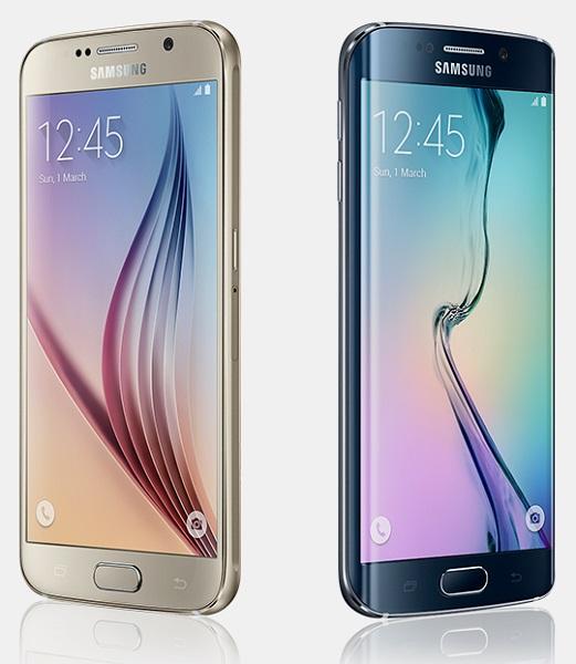 Samsung Galaxy S6… с братом