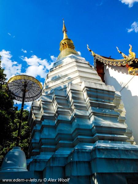 На севере Таиланда…