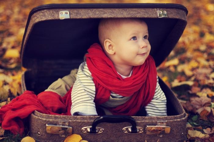 Маленькие дети и путешествия. Да или нет?