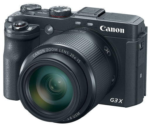 Новая Canon PowerShot G3 X