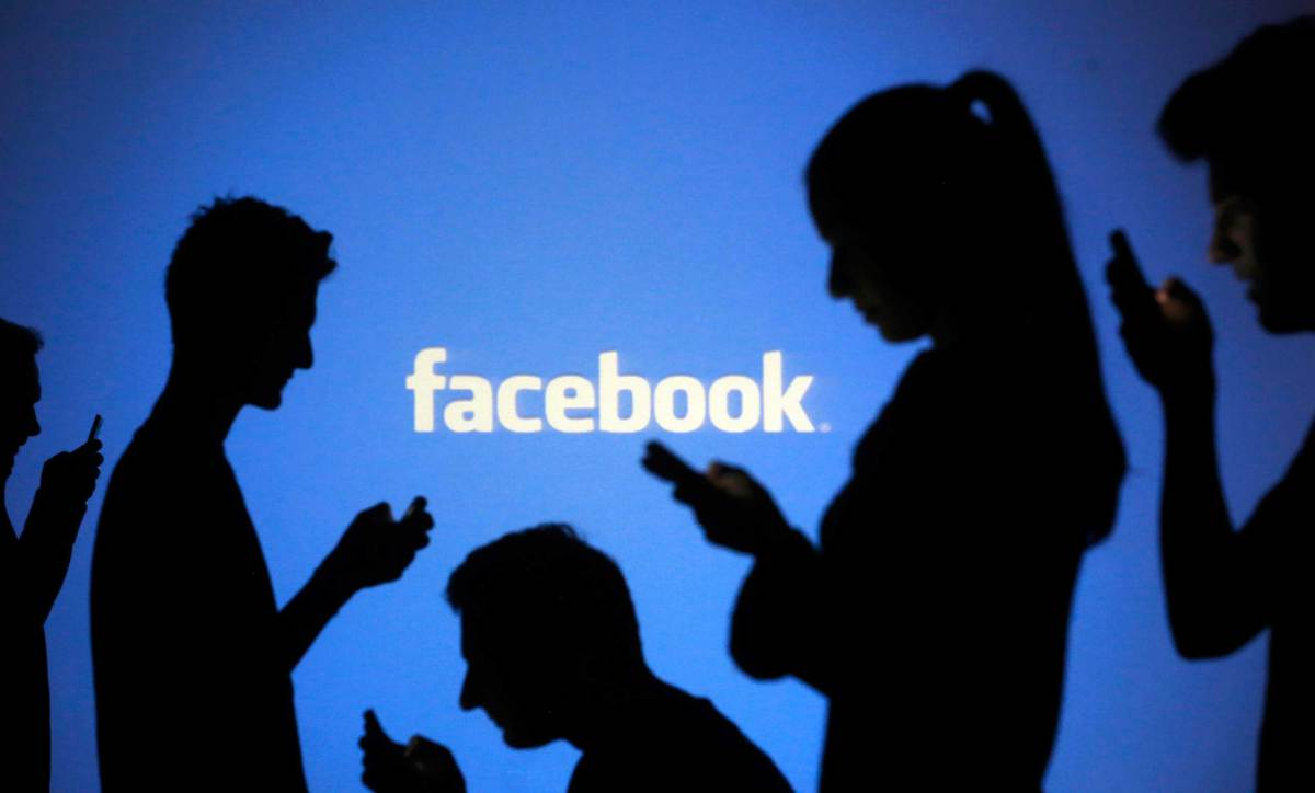 Причуды Фейсбука