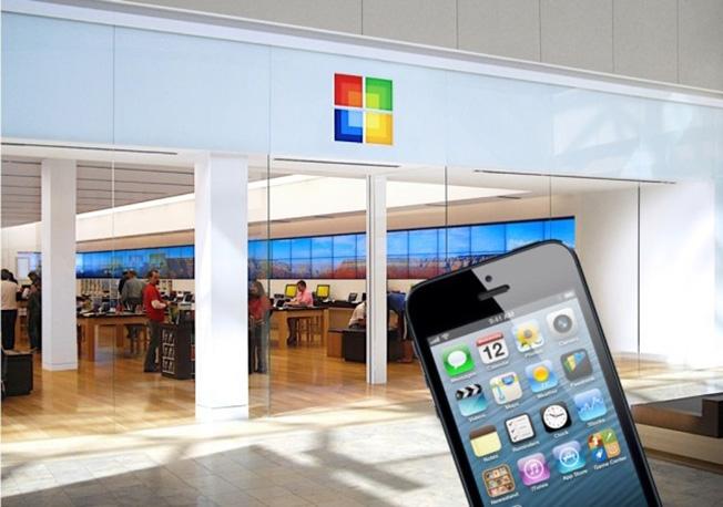 Компаниям Apple и Microsoft суждено объединиться?