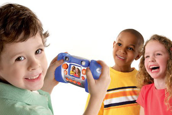 Какая фотокамера – действительно детская?