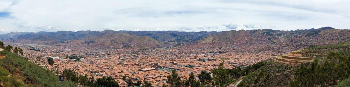 Панорама Куско