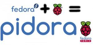 Raspberry Pi получил Pidora…