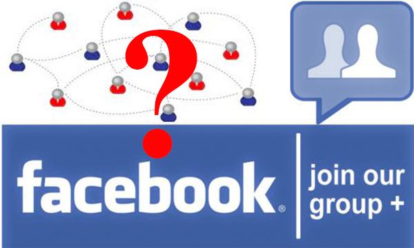 Ах, меня опять добавили в какую-то группу в Facebook!