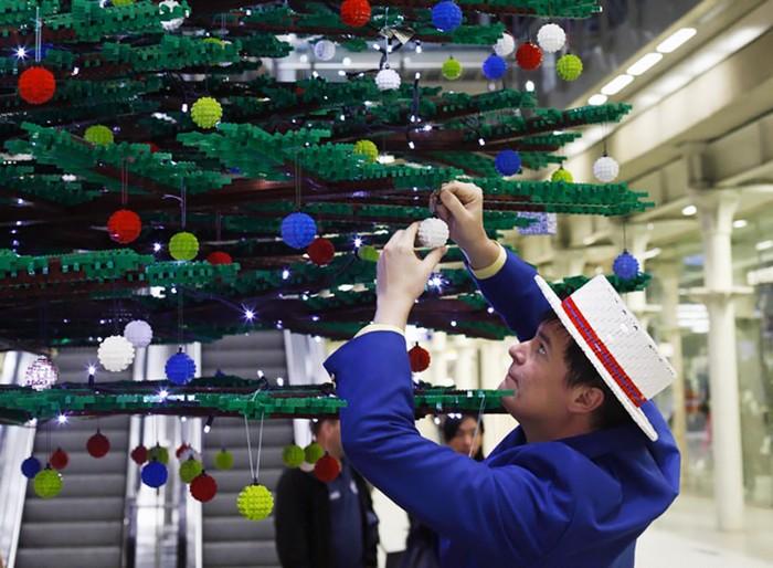 Новый год и Lego