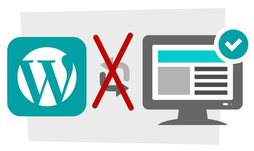 WordPress: отключаем обновления