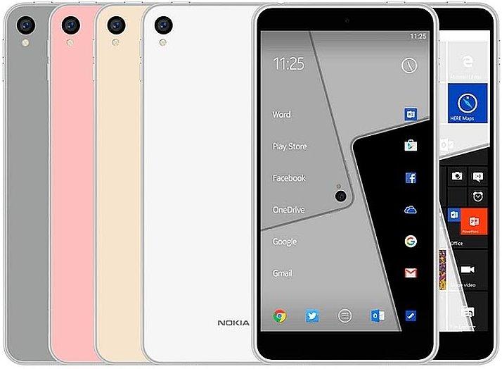 Nokia возвращается!