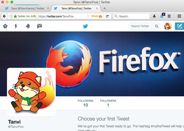Дождались: спасибо Firefox