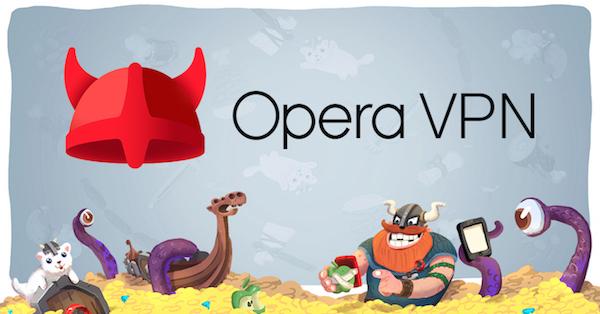 VPN от Opera