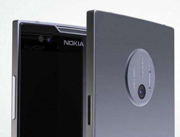 Дождались… Новый флагман от Nokia