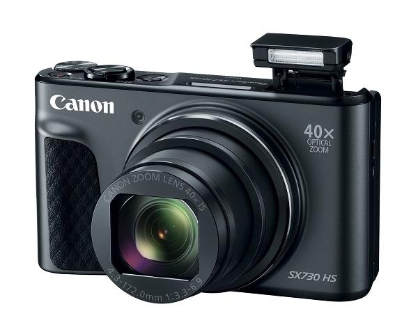 Canon представила PowerShot SX730 HS