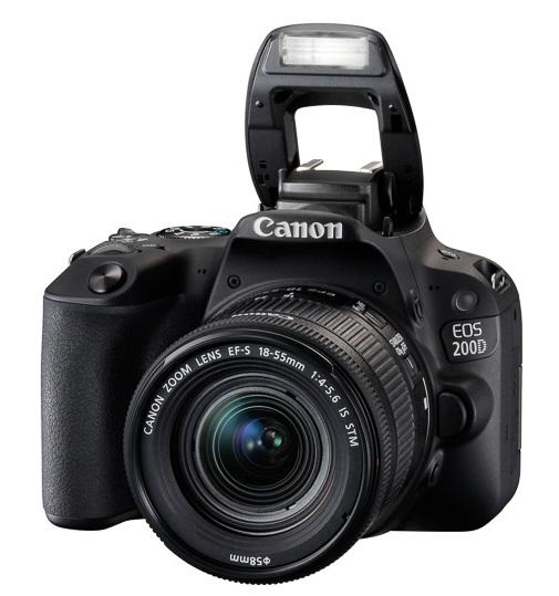 Новая зеркалка Canon