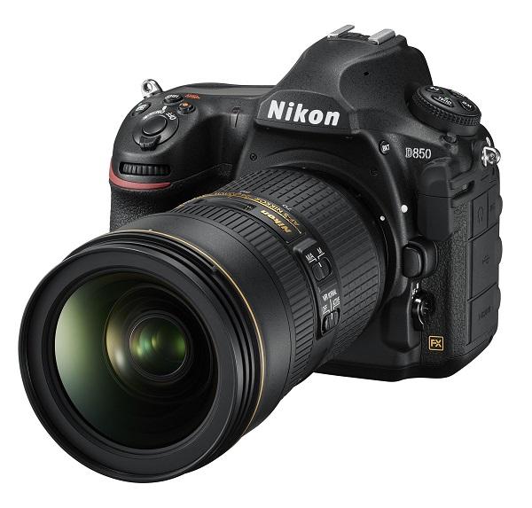 Новинка Nikon 800-й серии